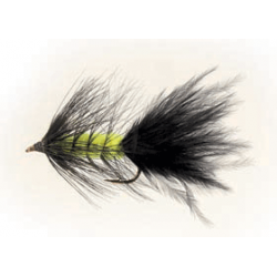 Nobbler Black/flou. Green